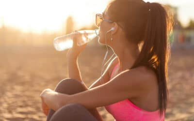 Use These 4 Apps to Help You Drink More Water